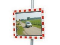 Dopravní obdélníkové zrcadlo 400 x 600 mm