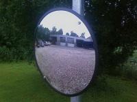 Venkovní odolné zrcadlo 300mm